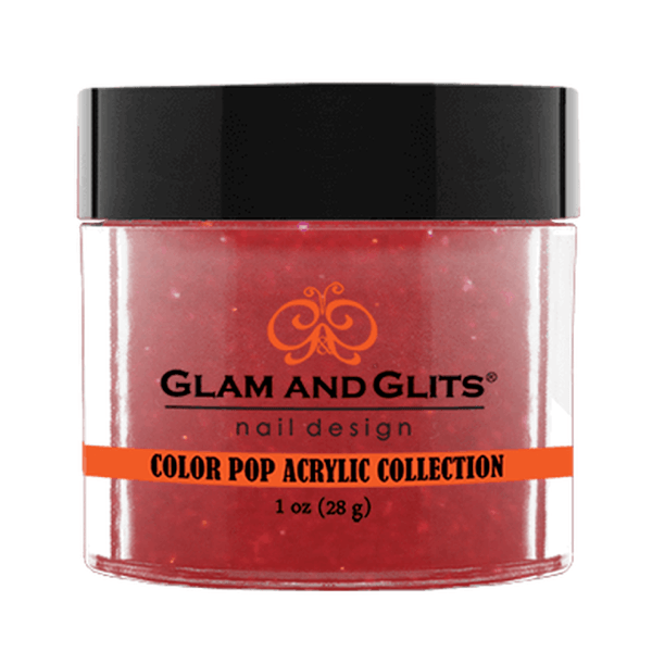Glam and Glits Color Pop Acrylic Collection - Seashell #CPA391-Dipping Powder-Universal Nail Supplies