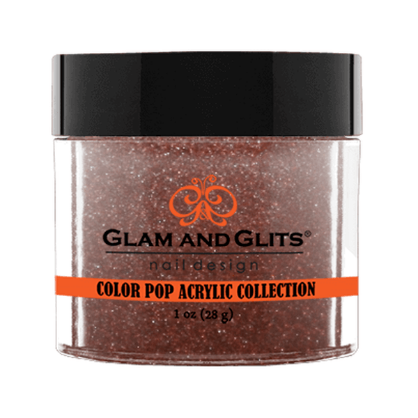 Glam and Glits Color Pop Acrylic Collection - Sunburn #CPA378-Dipping Powder-Universal Nail Supplies