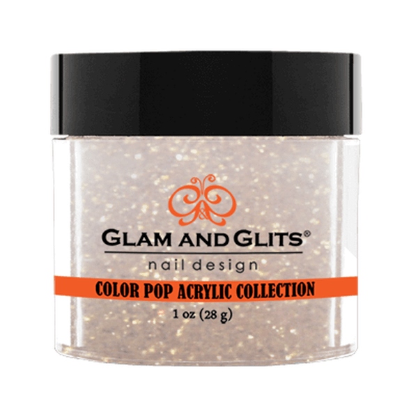 Glam and Glits Color Pop Acrylic Collection - White Sand #CPA372-Dipping Powder-Universal Nail Supplies