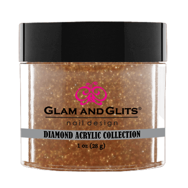 Glam and Glits Diamond Acrylic Collection - Goldmine #DA87-Dipping Powder-Universal Nail Supplies