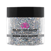 Glam and Glits Diamond Acrylic Collection - Platinum #DA43-Dipping Powder-Universal Nail Supplies
