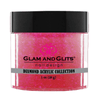 Glam and Glits Diamond Acrylic Collection - Rose Fantasy #DA76-Dipping Powder-Universal Nail Supplies
