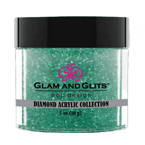 Glam and Glits Diamond Acrylic Collection - Satin #DA88-Dipping Powder-Universal Nail Supplies