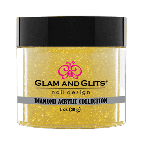 Glam and Glits Diamond Acrylic Collection - Sun Flower #DA75-Dipping Powder-Universal Nail Supplies