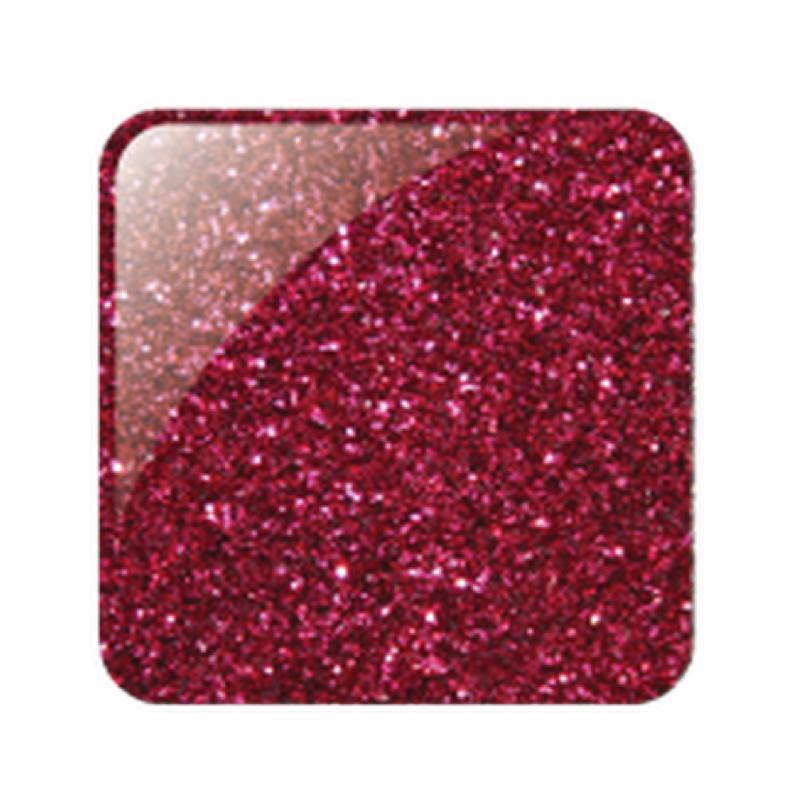 Glam and Glits Glitter Acrylic Collection - Burgundy Red #GA22-Dipping Powder-Universal Nail Supplies