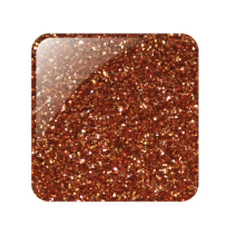 Glam and Glits Glitter Acrylic Collection - Penny Copper #GA18-Dipping Powder-Universal Nail Supplies