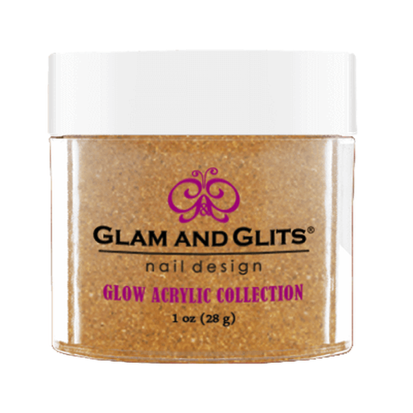 Glam and Glits Glow Acrylic Collection - Ignite #GL2022-Dipping Powder-Universal Nail Supplies