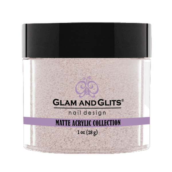 Glam and Glits Matte Acrylic Collection - Vanilla Spice #MA637-Dipping Powder-Universal Nail Supplies