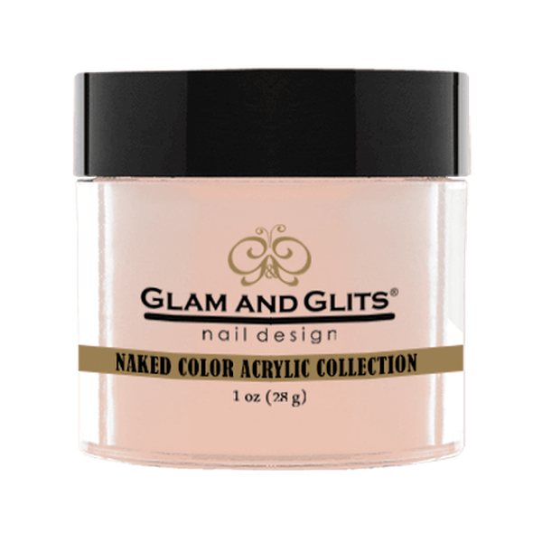 Glam and Glits Naked Color Acrylic Collection - Beyond Pale #NCA401-Dipping Powder-Universal Nail Supplies