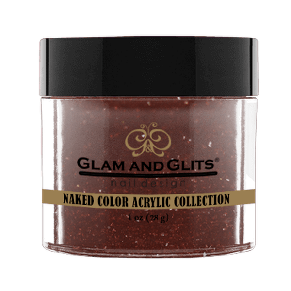 Glam and Glits Naked Color Acrylic Collection - High Voltage #NCA423-Dipping Powder-Universal Nail Supplies