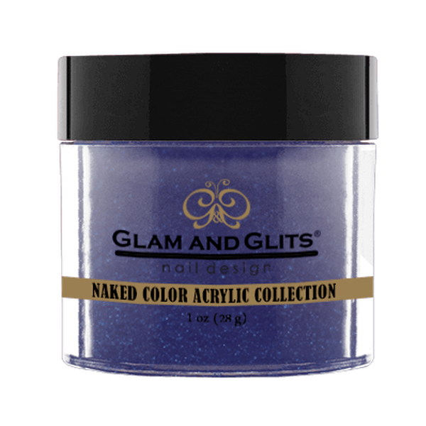 Glam and Glits Naked Color Acrylic Collection - I Blue It! #NCA422-Dipping Powder-Universal Nail Supplies