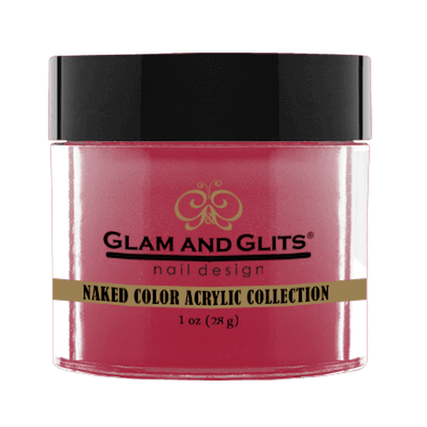 Glam and Glits Naked Color Acrylic Collection - Rustic Red #NCA429-Dipping Powder-Universal Nail Supplies