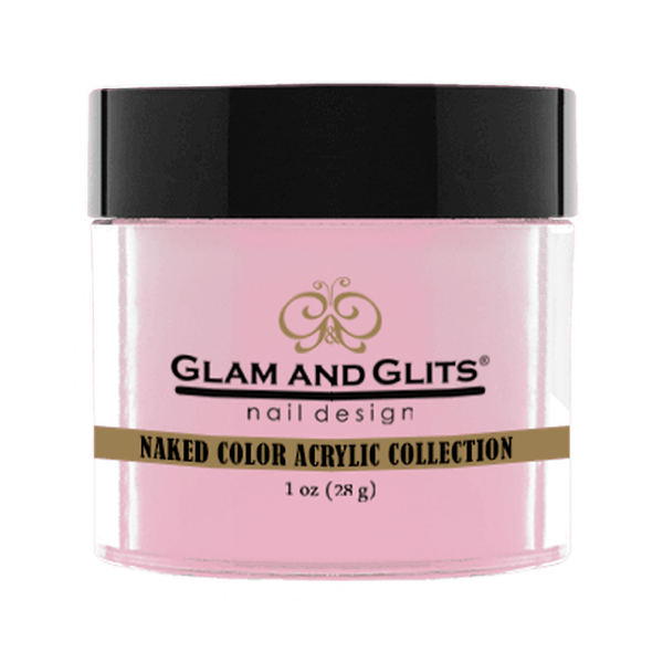 Glam and Glits Naked Color Acrylic Collection - To-A-Tee #NCA406-Dipping Powder-Universal Nail Supplies