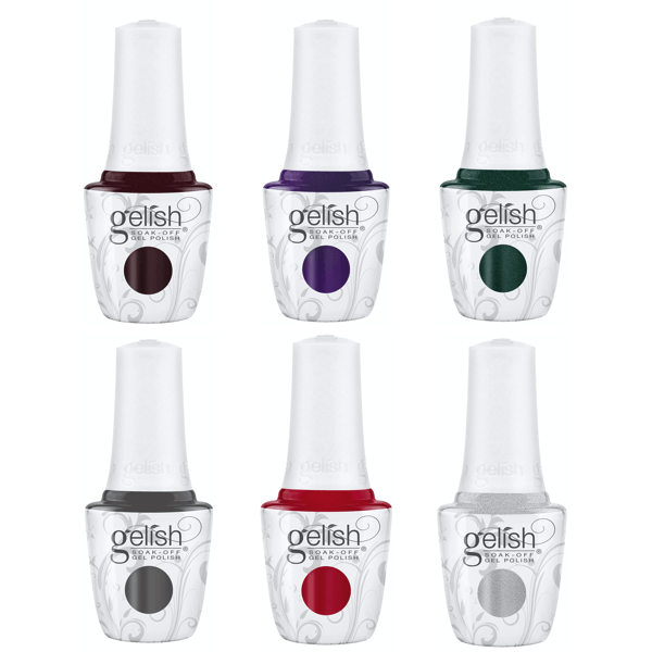 Harmony Gelish Fall 2020 Disney Villains Collection-Gel Nail Polish-Universal Nail Supplies
