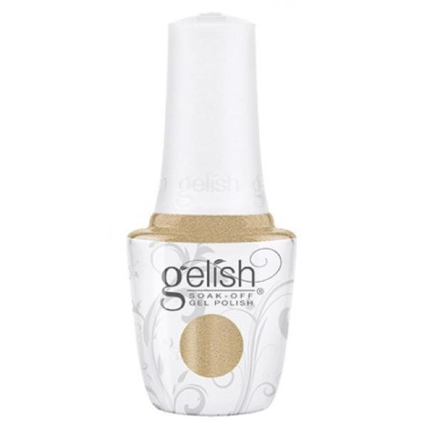 Harmony Gelish Gilded In Gold #1110374-Nail Polish-Universal Nail Supplies