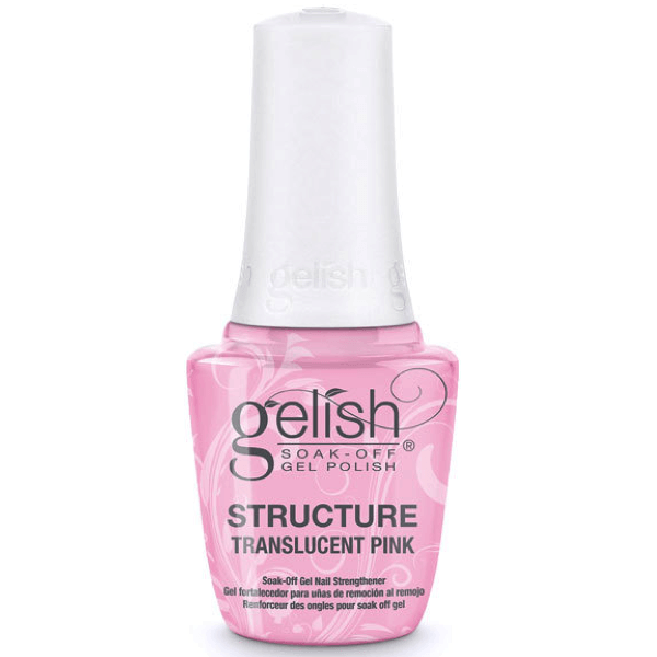 Harmony Gelish Structure - Translucent Pink #1140004-Gel Nail Polish-Universal Nail Supplies
