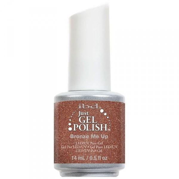 IBD Just Gel - Bronze Me Up #65413-Gel Nail Polish-Universal Nail Supplies