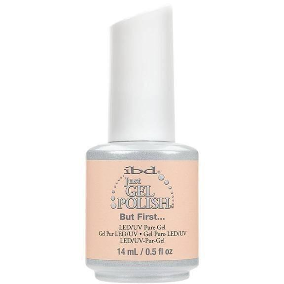 IBD Just Gel - But First... #65725-Gel Nail Polish-Universal Nail Supplies