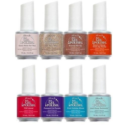 IBD Just Gel - Island Of Eden Collection-Gel Nail Polish-Universal Nail Supplies