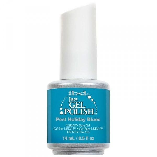 IBD Just Gel - Post Holiday Blues #65417-Gel Nail Polish-Universal Nail Supplies