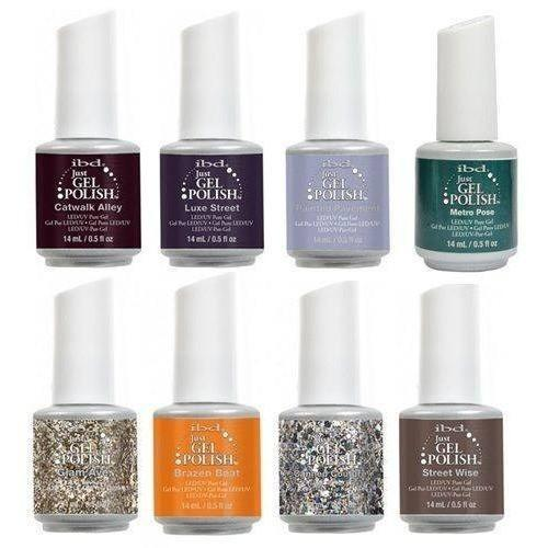 IBD Just Gel - Urban Edge Collection-Gel Nail Polish-Universal Nail Supplies