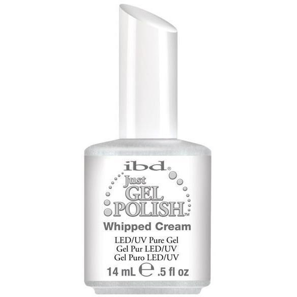 IBD Just Gel - Whipped Cream #56510-Gel Nail Polish-Universal Nail Supplies