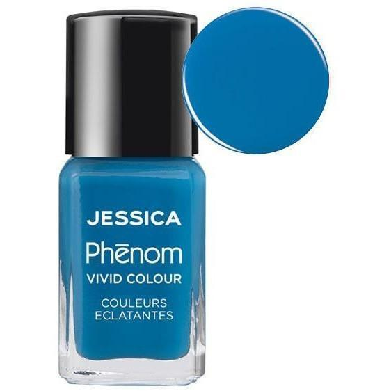 Jessica Phenom - Fountain Bleu #008-Nail Polish-Universal Nail Supplies