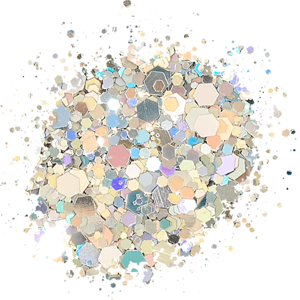 Kiara Sky 3D Sprinkle On Glitter - Glam And Glisten SP203-Powder-Universal Nail Supplies