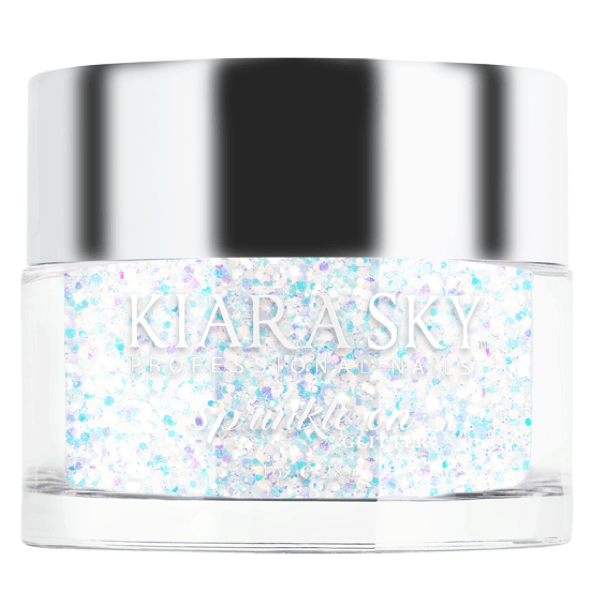 Kiara Sky 3D Sprinkle On Glitter - Halo SP204 - Universal Nail Supplies