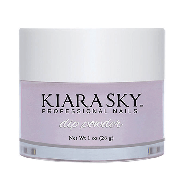 Kiara Sky Dip Powder - Lilac Lollie #D539-Gel Nail Polish-Universal Nail Supplies