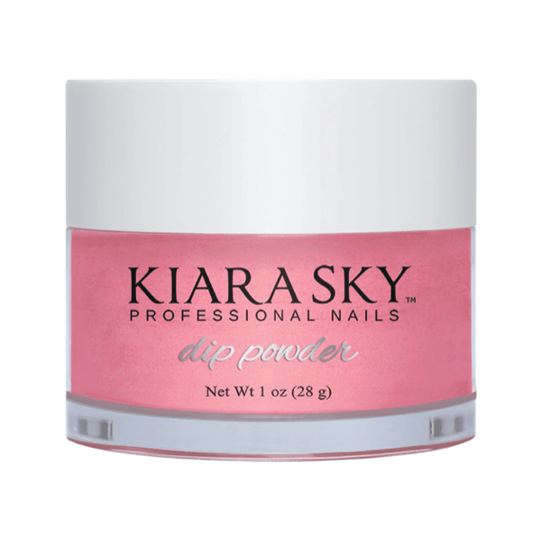 Kiara Sky Dip Powder - You Make Me Blush #D405-Gel Nail Polish-Universal Nail Supplies