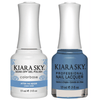 Kiara Sky Gel + Matching Lacquer - After The Reign #535-Gel Nail Polish-Universal Nail Supplies