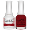 Kiara Sky Gel + Matching Lacquer - Sultry Desire #547-Gel Nail Polish-Universal Nail Supplies