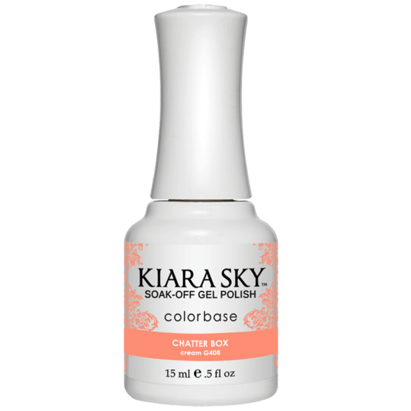 Kiara Sky Gel Polish - Chatterbox #G408-Gel Nail Polish-Universal Nail Supplies