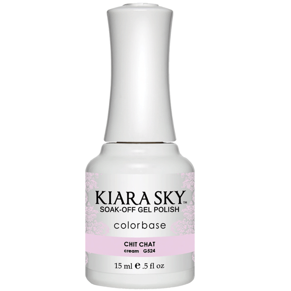 Kiara Sky Gel Polish - Chit Chat #G524-Gel Nail Polish-Universal Nail Supplies