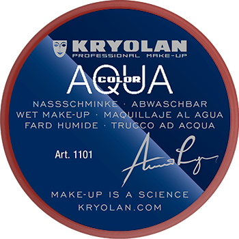 Kryolan Aquacolor - #080 8 mL-makeup cosmetics-Universal Nail Supplies