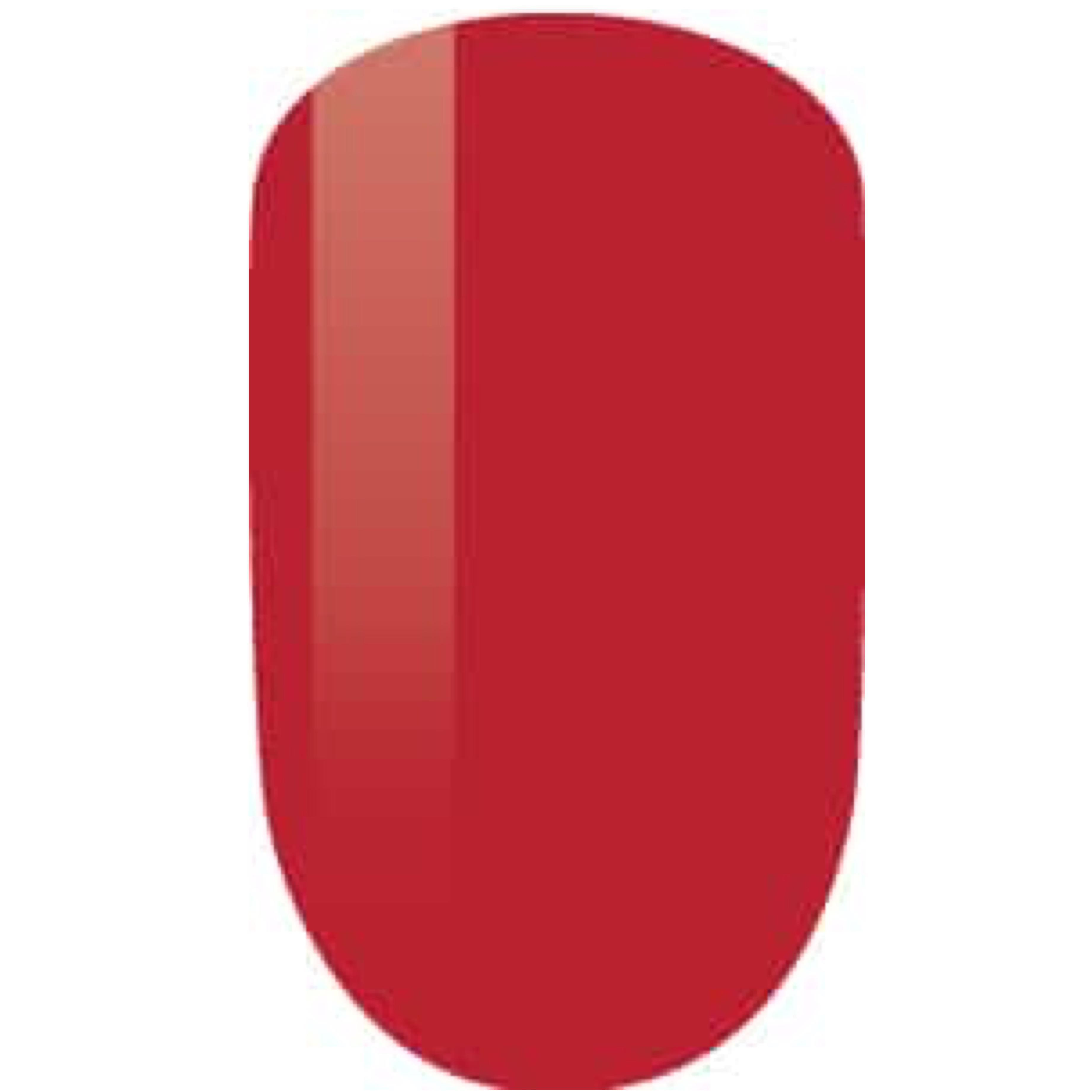 LeChat Perfect Match Gel + Matching Lacquer Fiery Begonia #252-Gel Nail Polish + Lacquer-Universal Nail Supplies