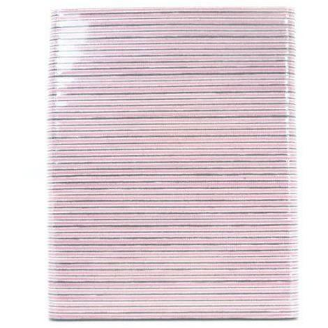 Nail Files Pink and Black 50 ct - 100/100-Files & Implements-Universal Nail Supplies