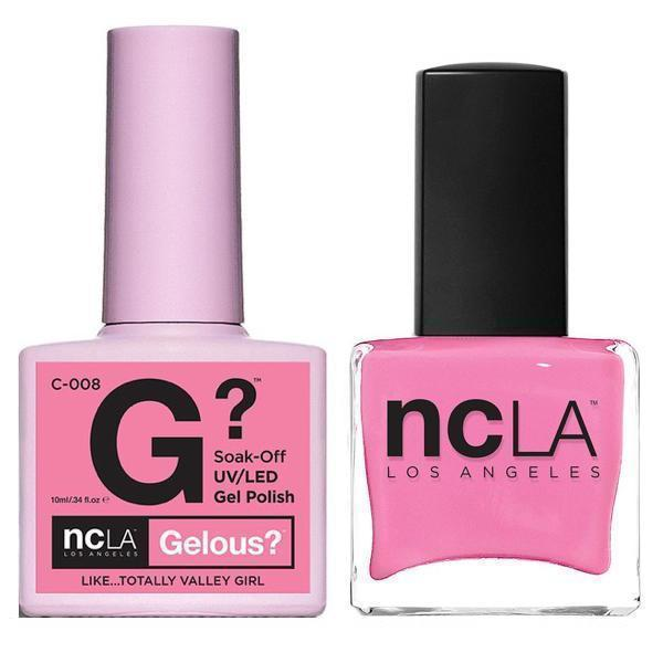 NCLA Power Couple - Like... Totally Valley Girl #C008-NCLA-Universal Nail Supplies