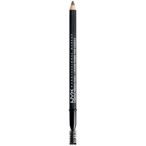 NYX Eyebrow Powder Pencil - Brunette-makeup cosmetics-Universal Nail Supplies