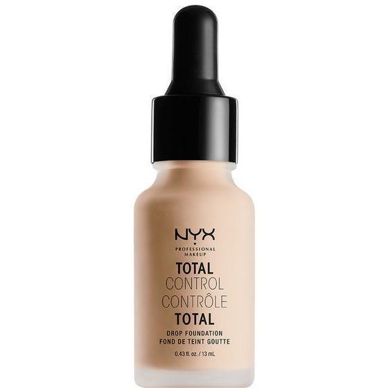 NYX Total Control Drop Foundation - Light Ivory-nyx-Universal Nail Supplies