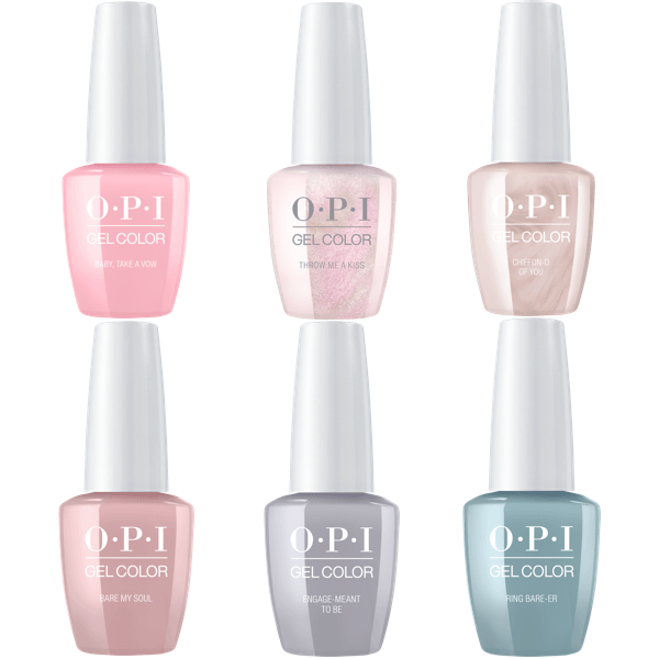 OPI GelColor Collection Sets - Universal Nail Supplies