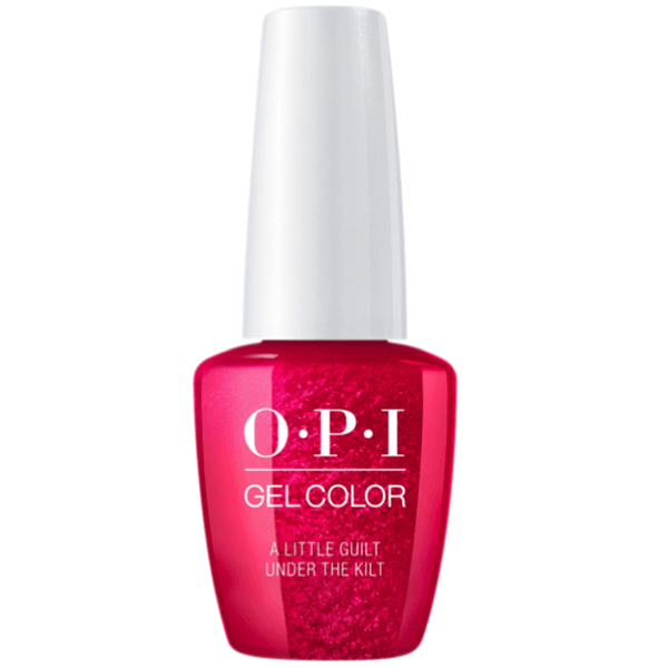 OPI GelColor A Little Guilt Under the Kilt #U12-Gel Nail Polish-Universal Nail Supplies