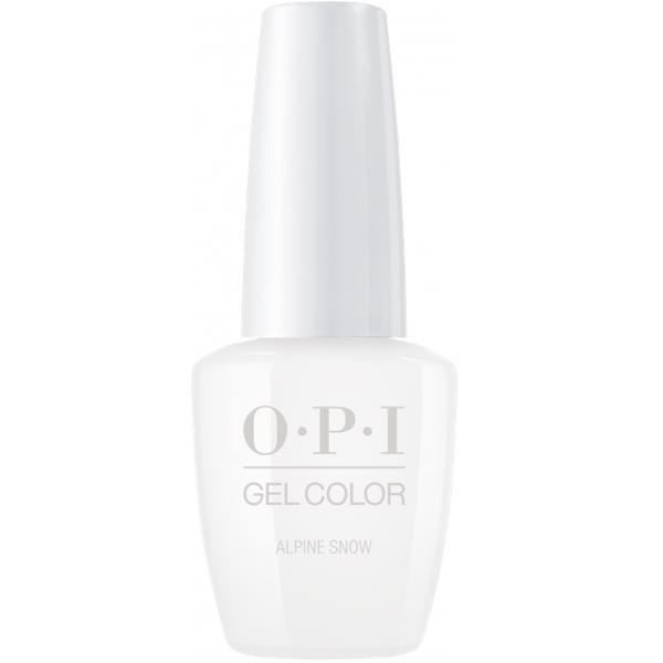 OPI GelColor Alpine Snow #L00-Gel Nail Polish-Universal Nail Supplies