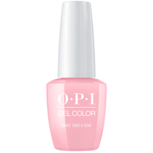 OPI GelColor Baby, Take A Vow #SH1-Gel Nail Polish-Universal Nail Supplies