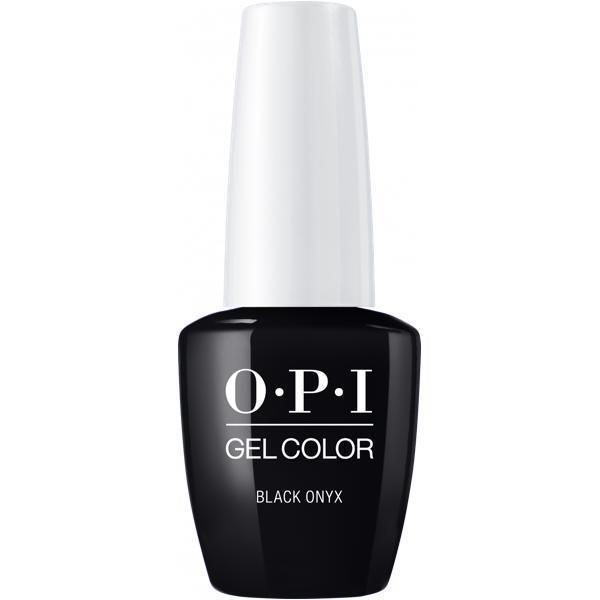 OPI GelColor Black Onyx #T02-Gel Nail Polish-Universal Nail Supplies