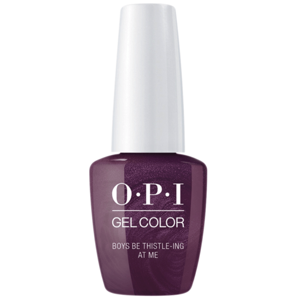 OPI GelColor Boys Be Thistle-ing At Me #U17-Gel Nail Polish-Universal Nail Supplies