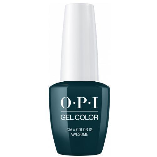 OPI GelColor CIA=Color Is Awesome #W53-Gel Nail Polish-Universal Nail Supplies