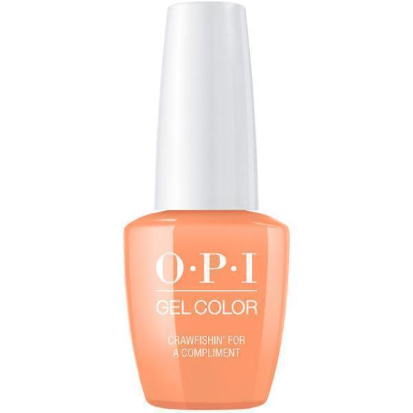 Opi GelColor Crawfishin' For A Compliment #N58-Gel Nail Polish-Universal Nail Supplies