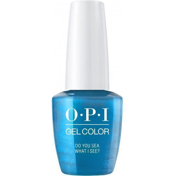 OPI GelColor Do You Sea What I Sea? #F84-Gel Nail Polish-Universal Nail Supplies